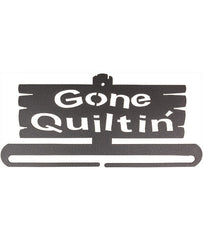 Gone Quiltin Split Magnet