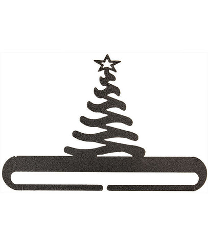 Modern Christmas Tree Split Magnet
