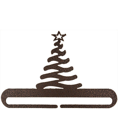 Modern Christmas Tree Split Bottom Coppervein D