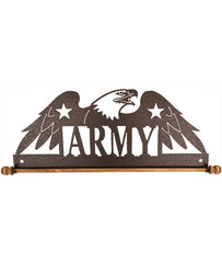 ARMY Fabric Holder