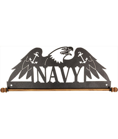 NAVY Fabric Holder