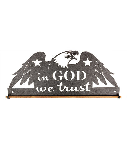 GOD Trust Fabric Holder