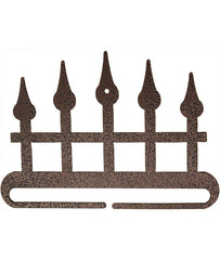 Iron Fence split Bottom
