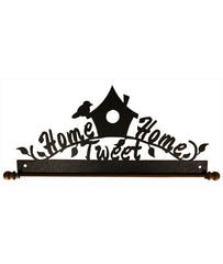 Home Tweet Home Fabric Holder