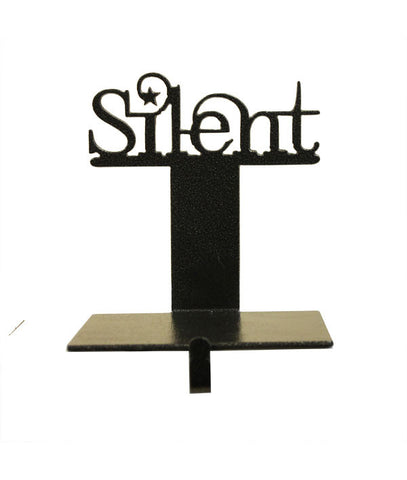 Silent Stocking Holder