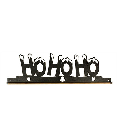 Ho Ho Ho Fabric Holder