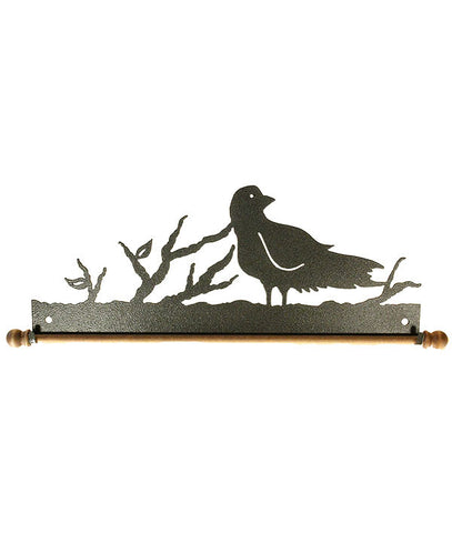Stoney Bird Fabric Holder