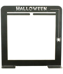 Halloween Deco Stand with Split Top
