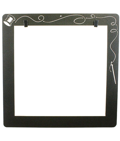 Needle and Thread W/Clips Deco Wall Frame