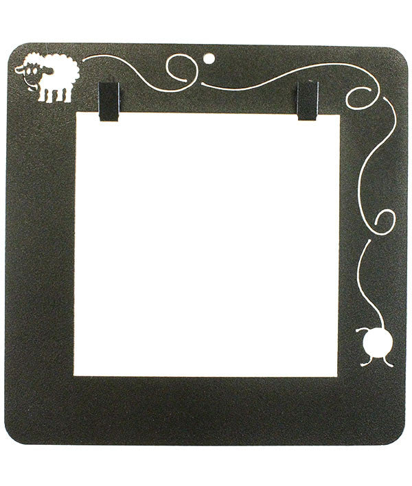 Sheep Deco Wall Frame with clips