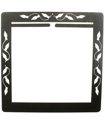 Christmas Lights Deco Frame Split Top
