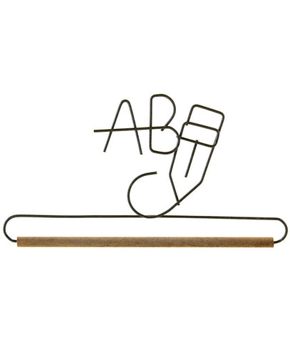 ABC dowel Holder