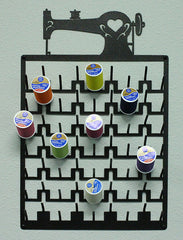 Sewing Machine Spool Rack