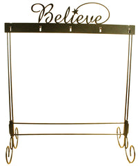 Believe Stocking Holder