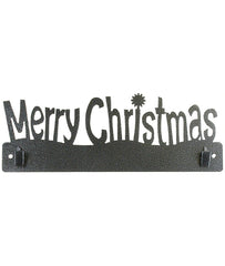 12 Inch Merry Christmas with clips