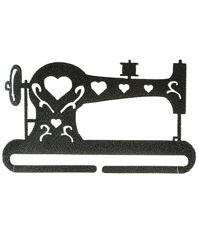 PS 6 inch Sewing Machine Split Bottom Charcoal