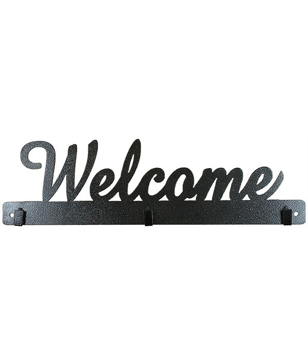 PS 16 inch Welcome w/clips Charcoal