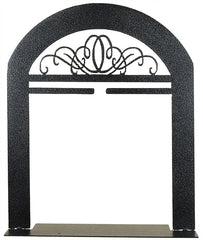6 inch Windy Scroll Arch Stand