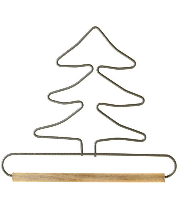 Tree Holder with dowel