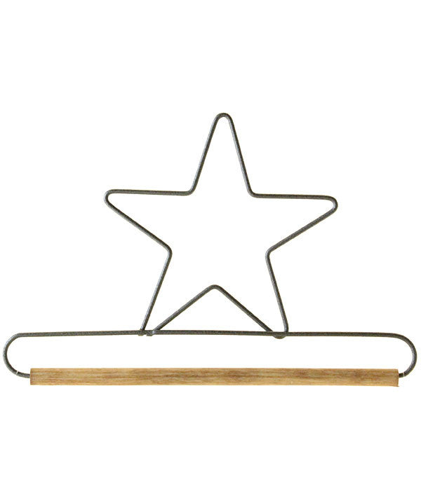 Star With Dowel Single Pack