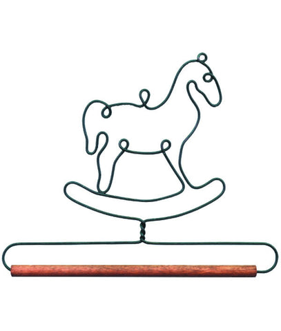 Rocking Horse w.25 Dowel Discontinued Retail Sale Only