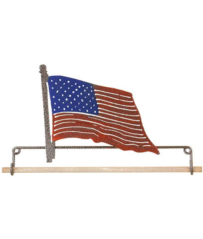Flag Fabric Holder