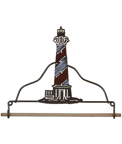 Lighthouse Fabric Holder