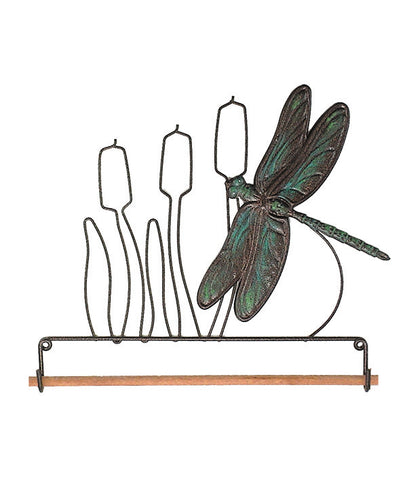 Dragonfly Fabric Holder