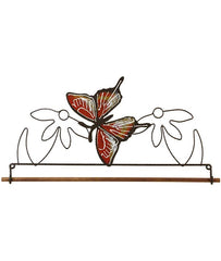 Butterfly Fabric Holder
