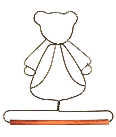 Lady Bear with Dowel Discontinued Retail Sale only