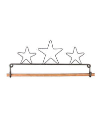 3-Star Fabric Holder