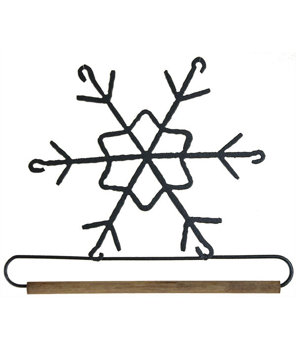Snowflake With Dowel