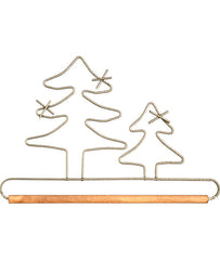 Evergreen Tree Holder