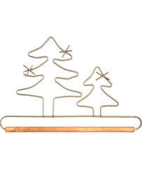 Evergreen Tree Holder 6-pack