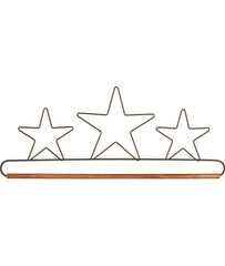 3-Star Dowel Holder