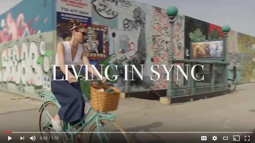 Live #InSync Story: Paula Barbosa - My Sweet by ACTIVIA