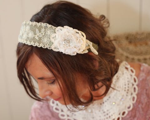 Laverna Hairpiece