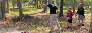 Disc Golf Lessons Aren't Just For Beginners