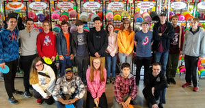 Sabattus Disc Golf Welcomes Back Maine Christian School Sports League