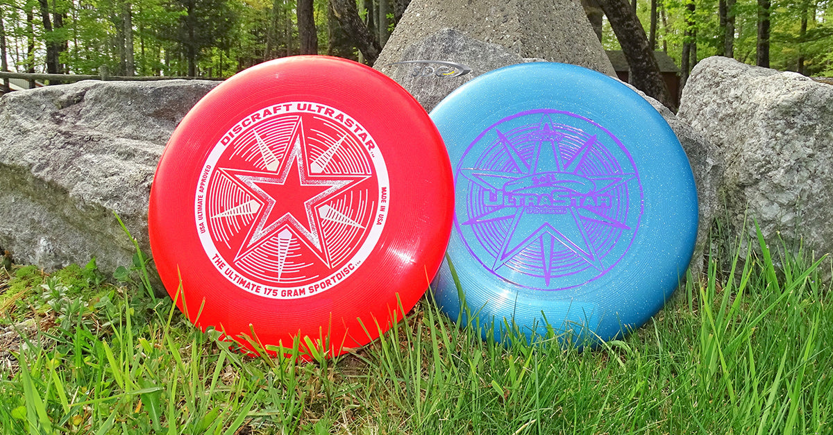 Can I Get Par With The Discraft Ultrastar?