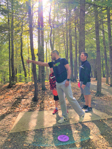 Disc Golf Lessons