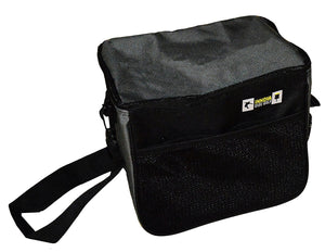 Innova Starter Disc Golf Shoulder Bag Black-Grey