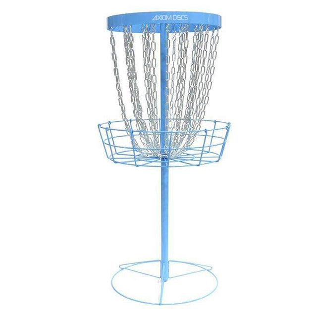 Axiom Pro Basket Disc Golf Light Blue