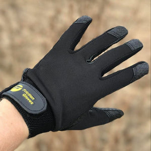 Friction Gloves Left Hand Black