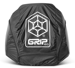 GRIPeq© XL Series Full Fit Rain Cover Disc Golf Bag Essentials Front