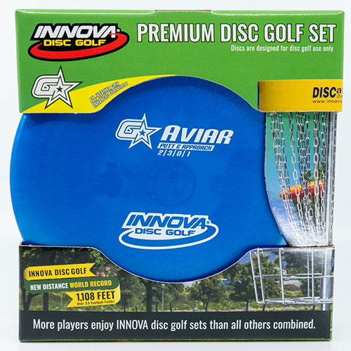 Innova GStar 3 Pack SpaceSaver Disc Set
