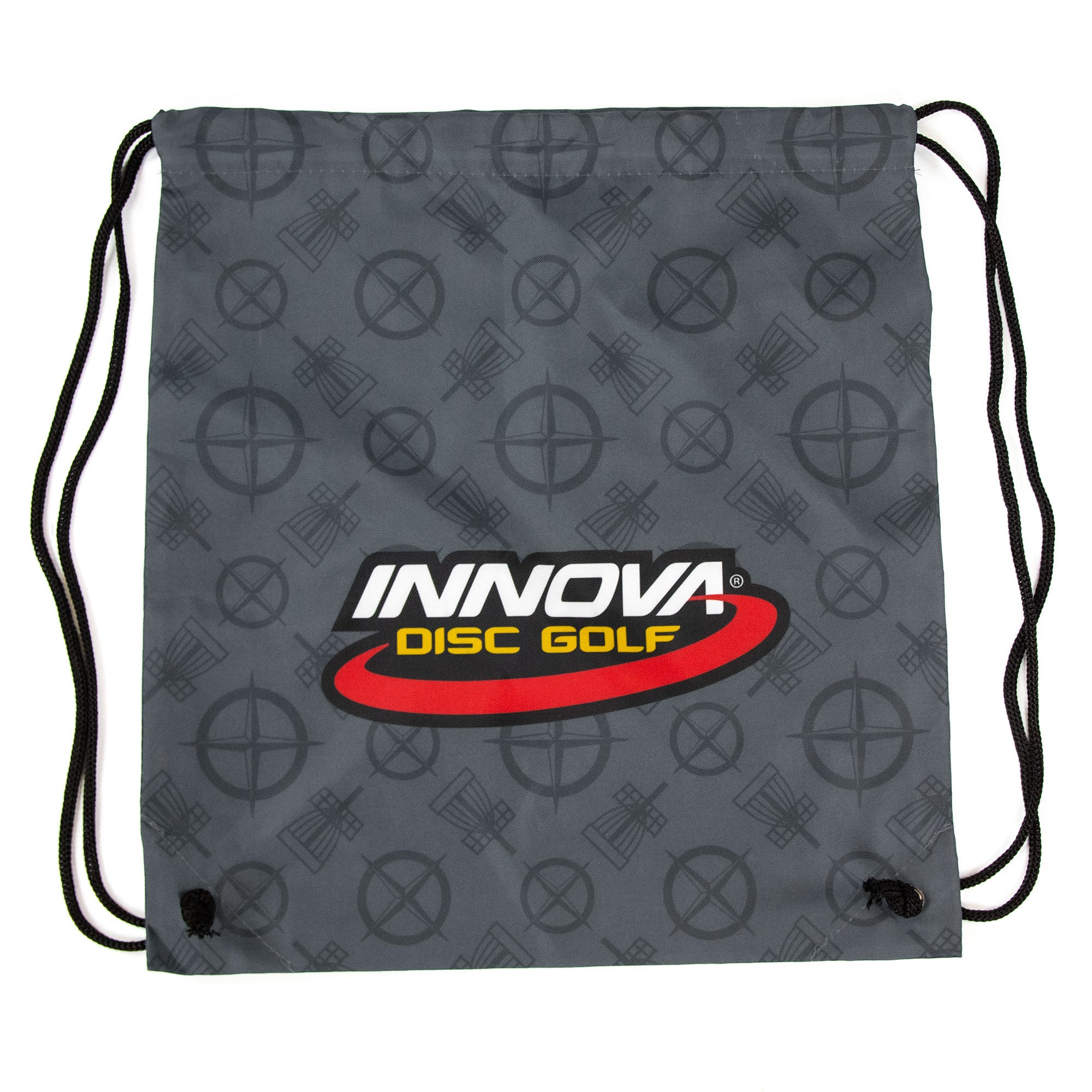 Innova Drawstring Disc Golf Bag Proto Gray Front