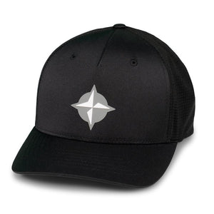Innova Prime Star Flex Disc Golf Cap Black-Black