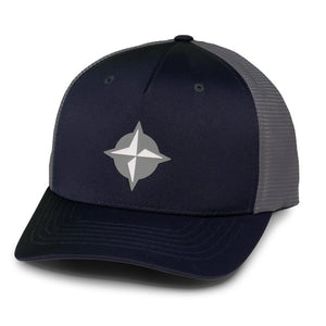 Innova Prime Star Flex Disc Golf Cap Navy-Charcoal