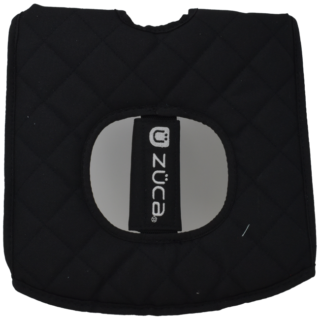 Zuca Compact Seat Cushion Disc Golf Accessories Black-Gray